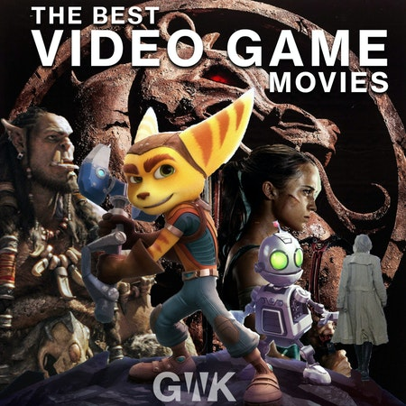 107 - The Best Video Game Movies Image