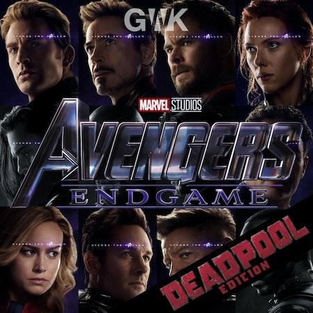 BONUS: Avengers Endgame - The Deadpool Edition Image