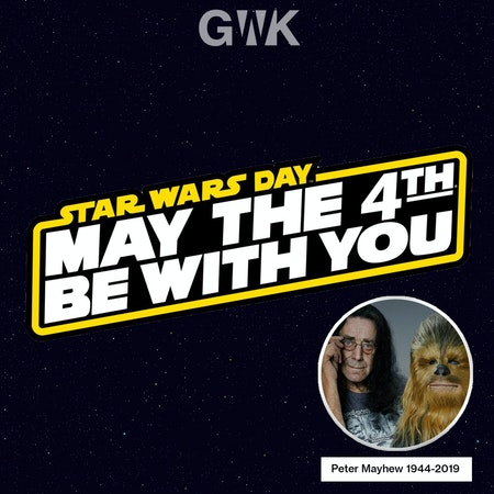 BONUS: May the 4th Be With You Image