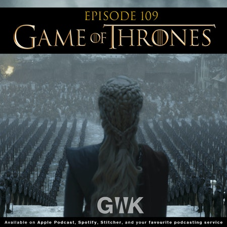 110 - The Geeks vs The Game of Thrones Image