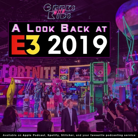 112 - A Look Back at E3 2019 Image