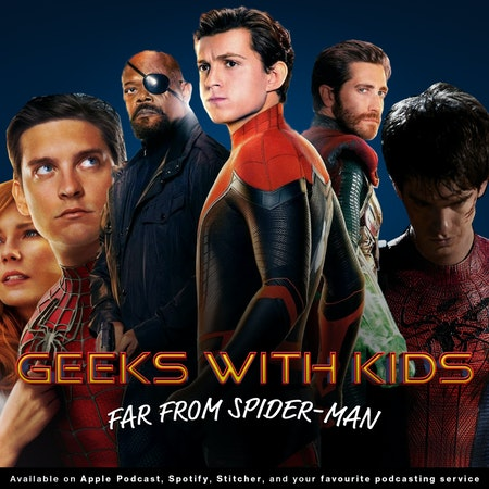 116 - Far from Spider-Man Image