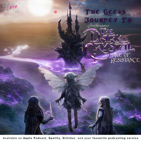 119 - The Geeks Journey To The Dark Crystal Image