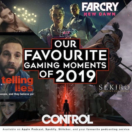 121 - Our Favourite Gaming Moments of 2019 Image