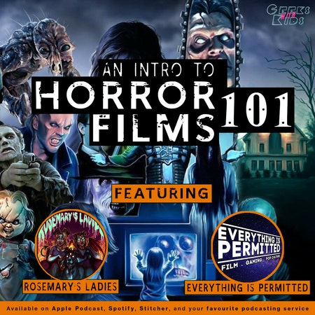 123 - An Intro to Horror Films 101 Image
