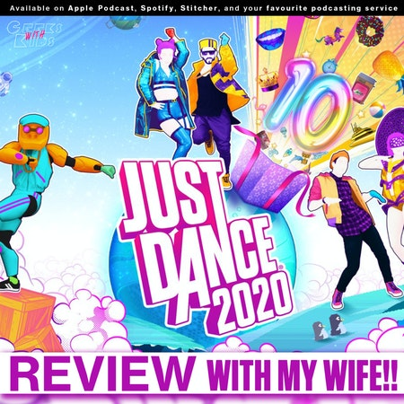 REVIEW - Just Dance 2020 Image