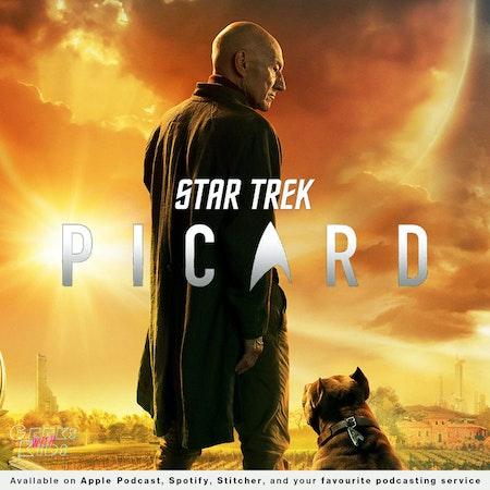 "Bonus - The Geeks Talk ""Star Trek: Picard"" Image"