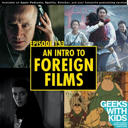 133 - An Intro to Foreign Films Image