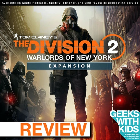 Review - The Division 2: Warlords of New York DLC Image