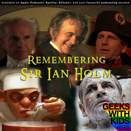 Bonus - Remembering Sir Ian Holm Image