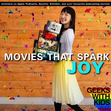 142 - Movies That Spark Joy Image