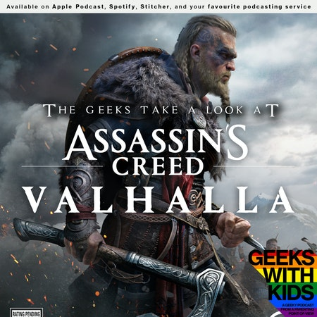 Bonus - The Geeks Take a Look at Assassin's Creed Valhalla Image