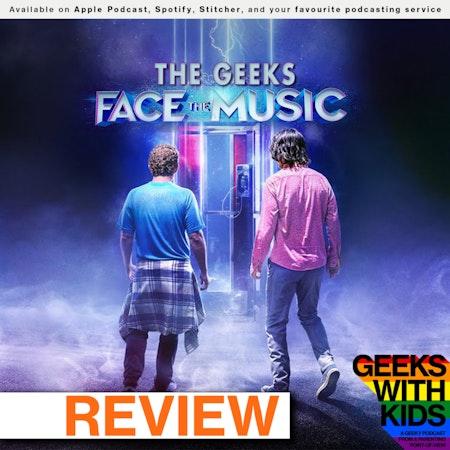 BONUS - The Geeks Face the Music Image