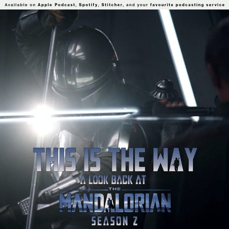 154 - This Is The Way: A look back at The Mandalorian Season 2 Image