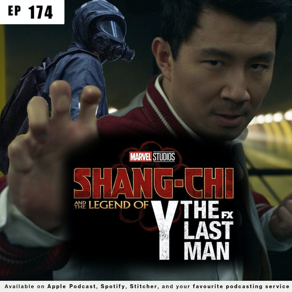 174 - Shang-Chi and the Legend of Y: The Last Man Image