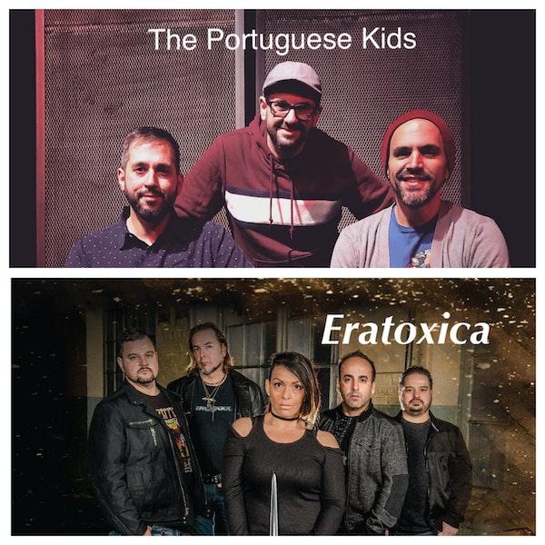 Special Edition: The Portuguese Kids & Eratoxica Image