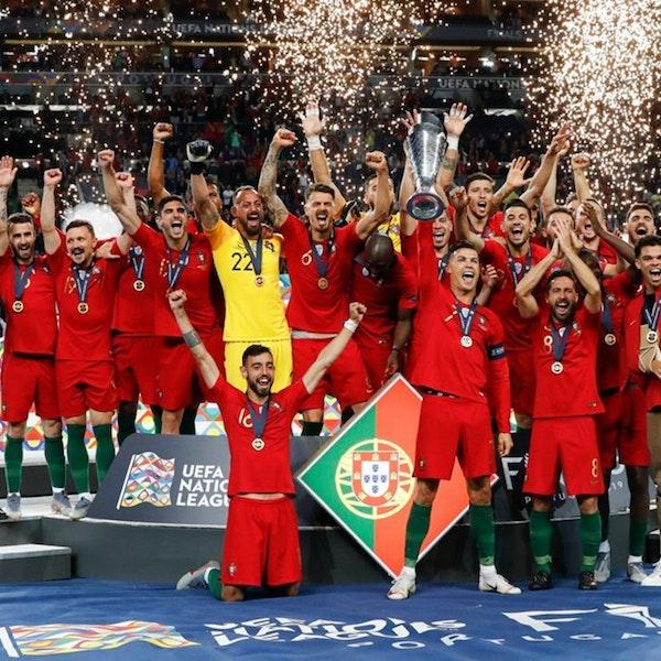 #20: Campeões, Nós Somos Nations League Campeões Image