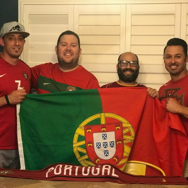 #5: World Cup Preview Round Table w/James Faria, Steve Ferreira, & Nelson Azevedo Image