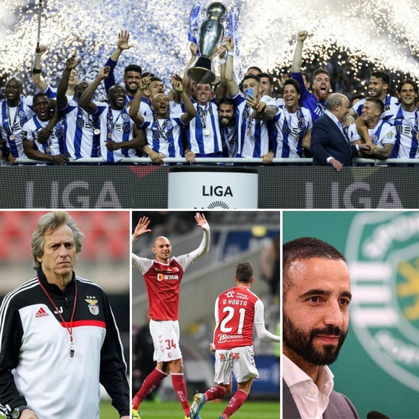 #32: LigaNOS Season Review w/Alex Gonçalves of TugaScout.com Image