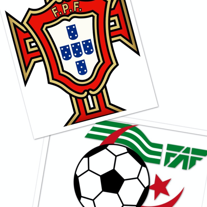 #4: Review of Algeria, Bruno Fernandes & Gonçalo Guedes, & Guest Marc Anthony Sousa