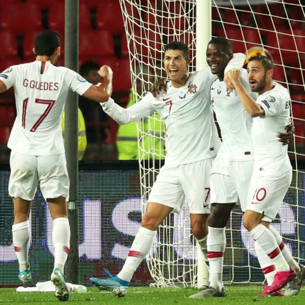 #22: Victories in Serbia & Lithuania w/Marino Peixoto Image