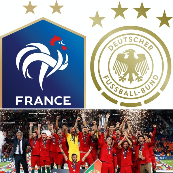 #26: EURO 2020 Group of Death & 2019 Year in Review w/Tom Kundert Image