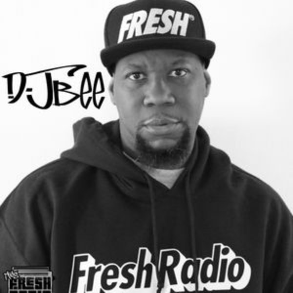 Chopping it up with DJ Bee from Fresh Radio Image