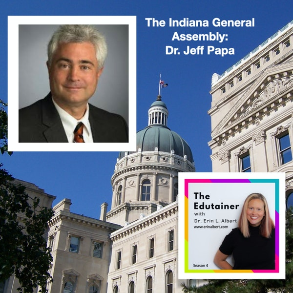 🏛Schoolhouse Rock - Indiana General Assembly Style: A Chat with Jeff Papa 🏛 Image