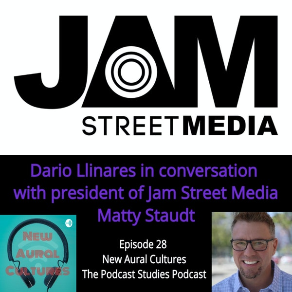 In conversation with podcast and radio producer Matty Staudt