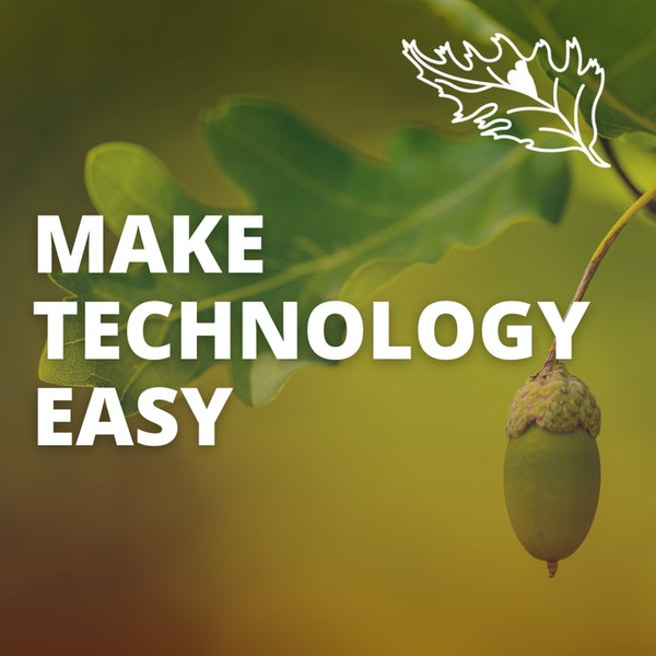 Make Technology Easy With A Growth Mindset with Andrea Bazoin Image