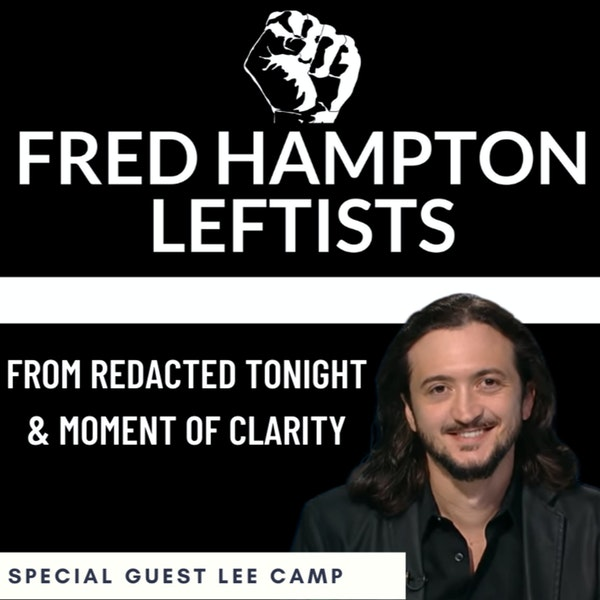Lee Camp talks with Jackie