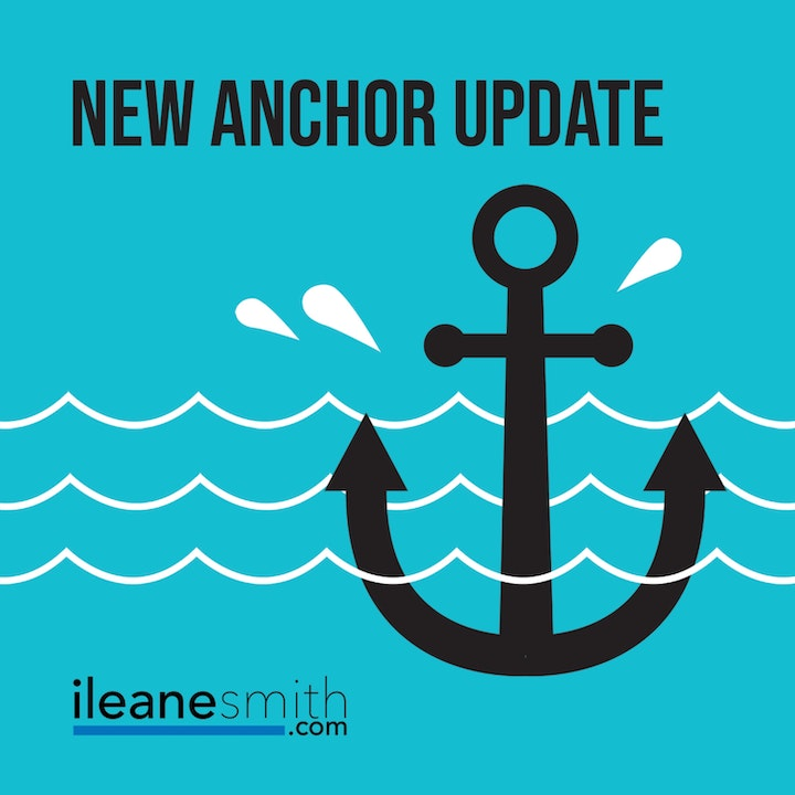 Anchor Update for May 2018