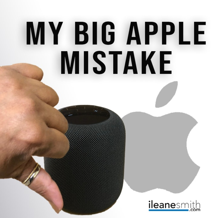 The Apple Mistake