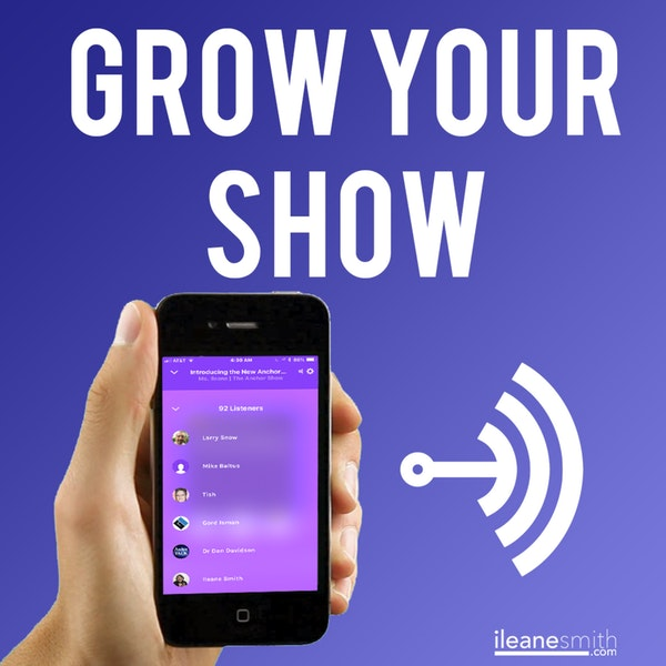 Podcasting Tips to Grow Your Show on Anchor Image