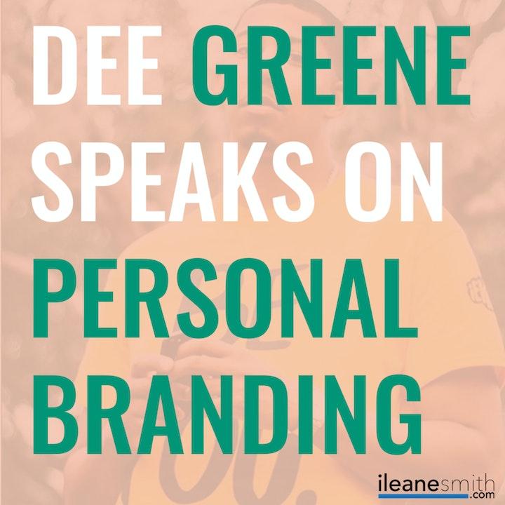 Dee Greene Speaks with Ms. Ileane on Anchor #NaPodPoMo 22