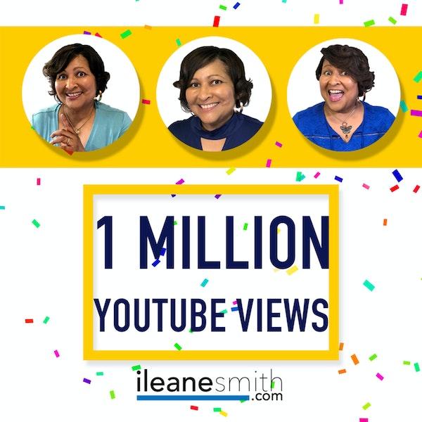 Ms. Ileane Speaks Hits Another Milestone on YouTube Image