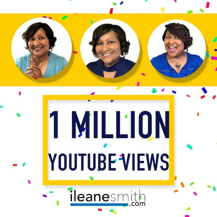Ms. Ileane Speaks Hits Another Milestone on YouTube
