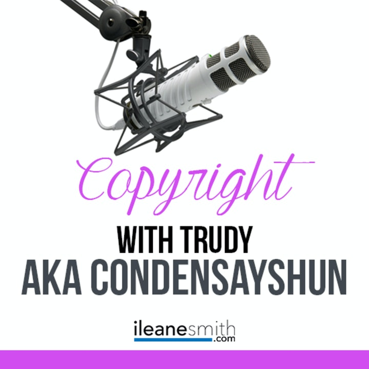 The Copyright Conversation with  Trudy aka Condensayshun