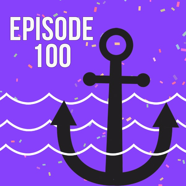 Celebrating 100 Episodes of The Anchor Show and more Podcasting Stories Image