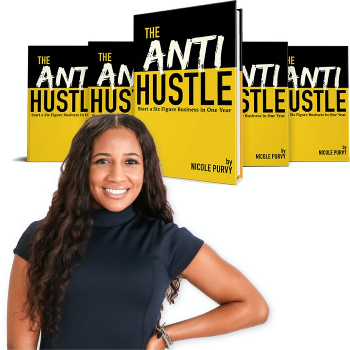 The Anti Hustle Book Interview