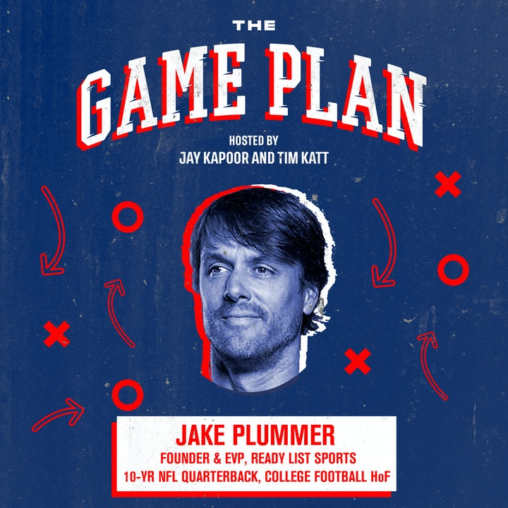 "Jake ""The Snake"" Plummer — Building a Playbook For Success After Life in the NFL"