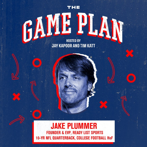 "Jake ""The Snake"" Plummer — Building a Playbook For Success After Life in the NFL Image"