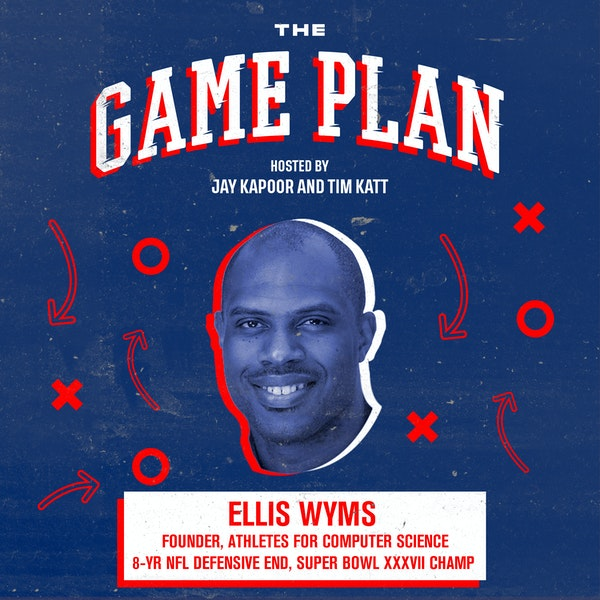 Ellis Wyms — Versatility on the Defensive Line and in Starting Education Non-Profits Image