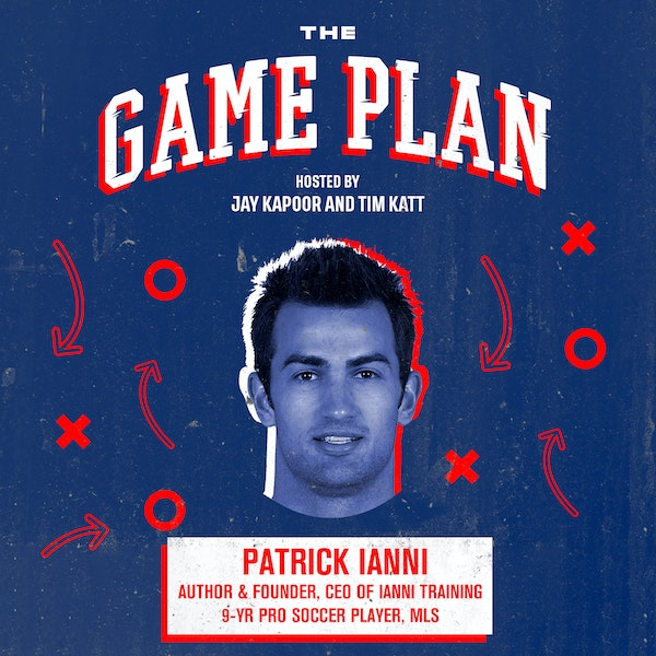 Patrick Ianni — Mental Health Awareness and Changing the Culture in Youth Sports