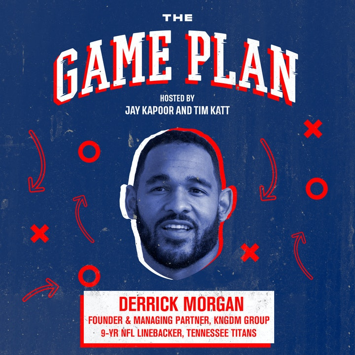 Derrick Morgan — Impact Investing, Opportunity Zones, and Finding New Purpose after Football