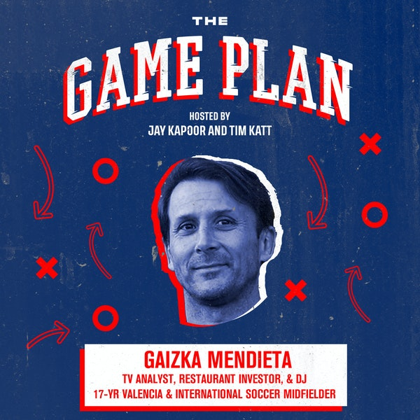 Gaizka Mendieta — Restaurant Investing during Coronavirus, and Journey from Int'l Soccer Star to Club DJ