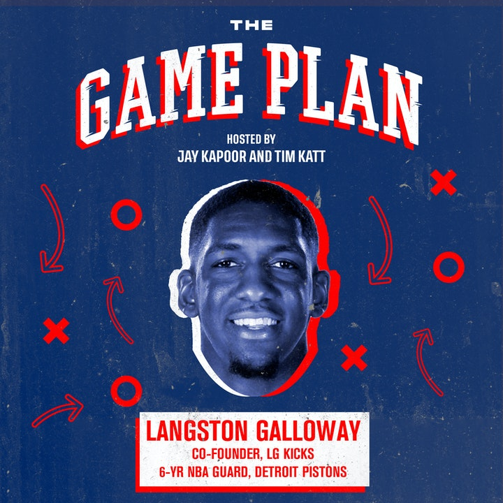 Langston Galloway — NBA's Custom Sneaker King on Turning Passion into a Business