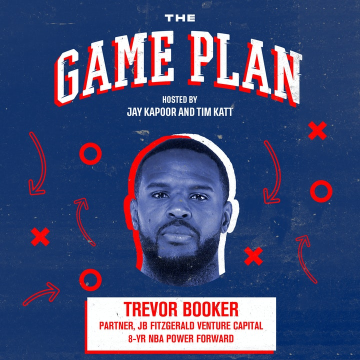 Trevor Booker — NBA Veteran's Reflections on Retirement Day and his Next Career as an Investor