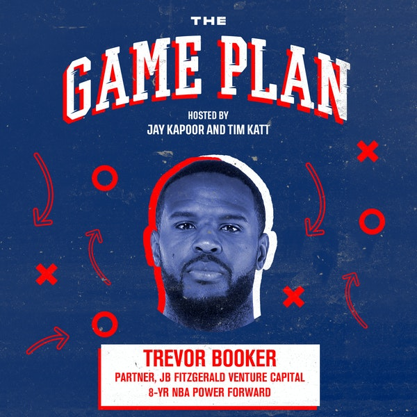 Trevor Booker — NBA Veteran's Reflections on Retirement Day and his Next Career as an Investor Image