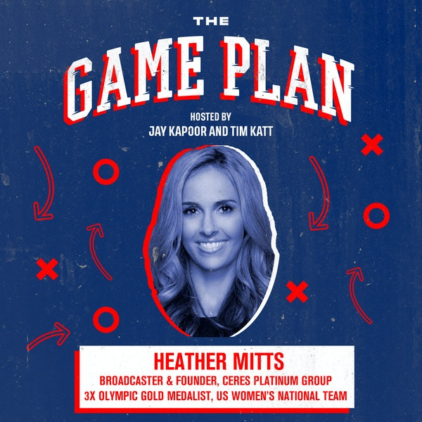 Heather Mitts — Empowering the Next-Gen of Soccer Stars as a 3x-Olympic Gold Medalist Image